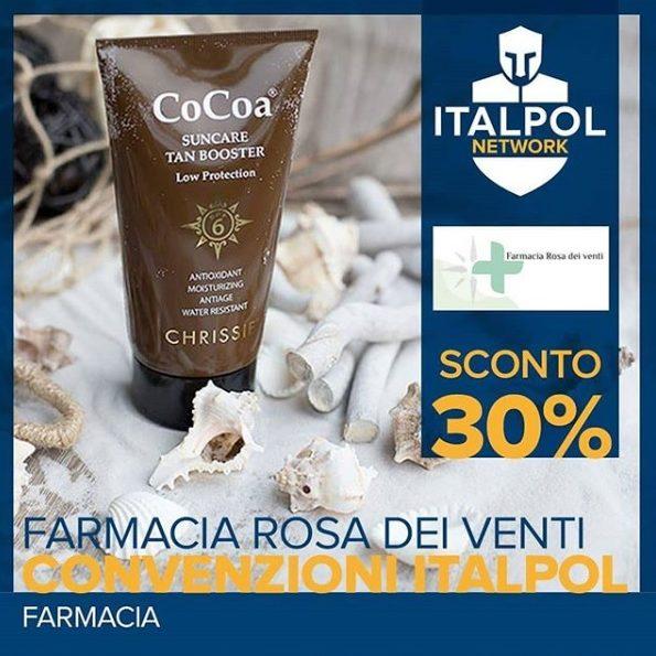 farmacia rosa dei venti - convenzioni Italpol