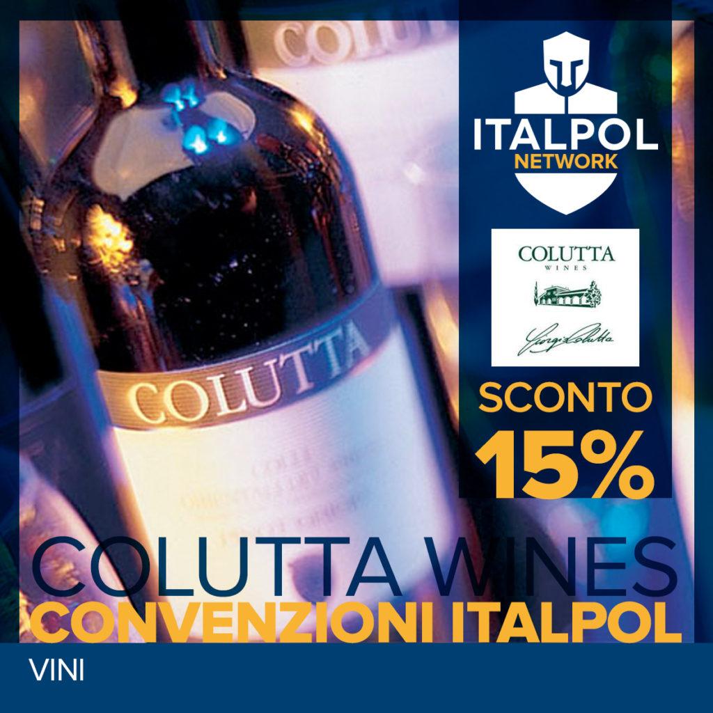 Colutta Wines - convenzioni Italpol