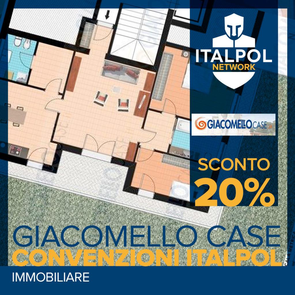 Giacomello Case - convenzioni Italpol