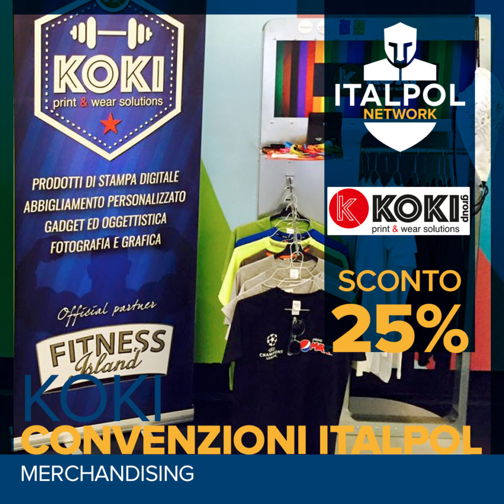 Koki - convenzioni Italpol
