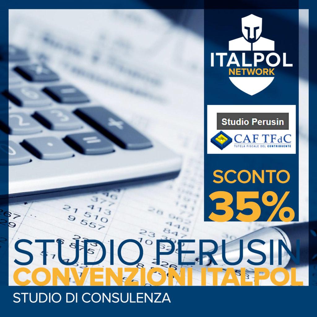 Studio perusin convenzioni italpol