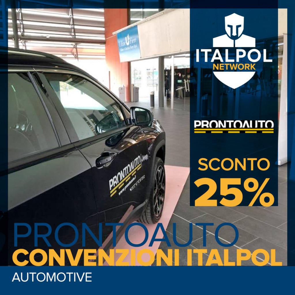Prontoauto - convenzioni italpol