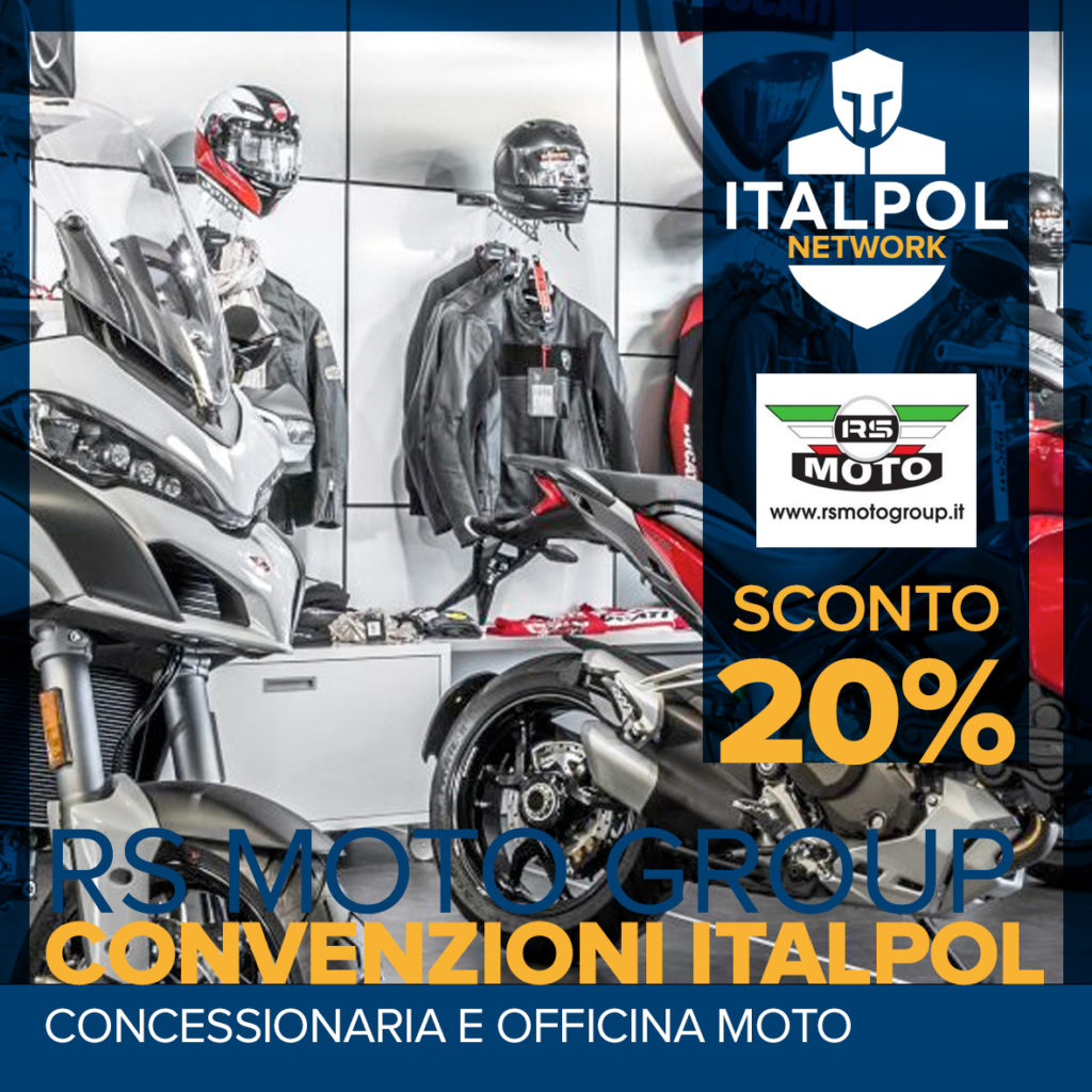 Rs Moto italpol convenzioni