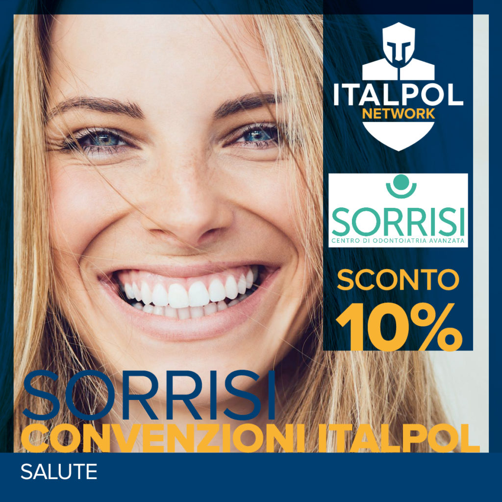 Sorrisi convenzioni italpol