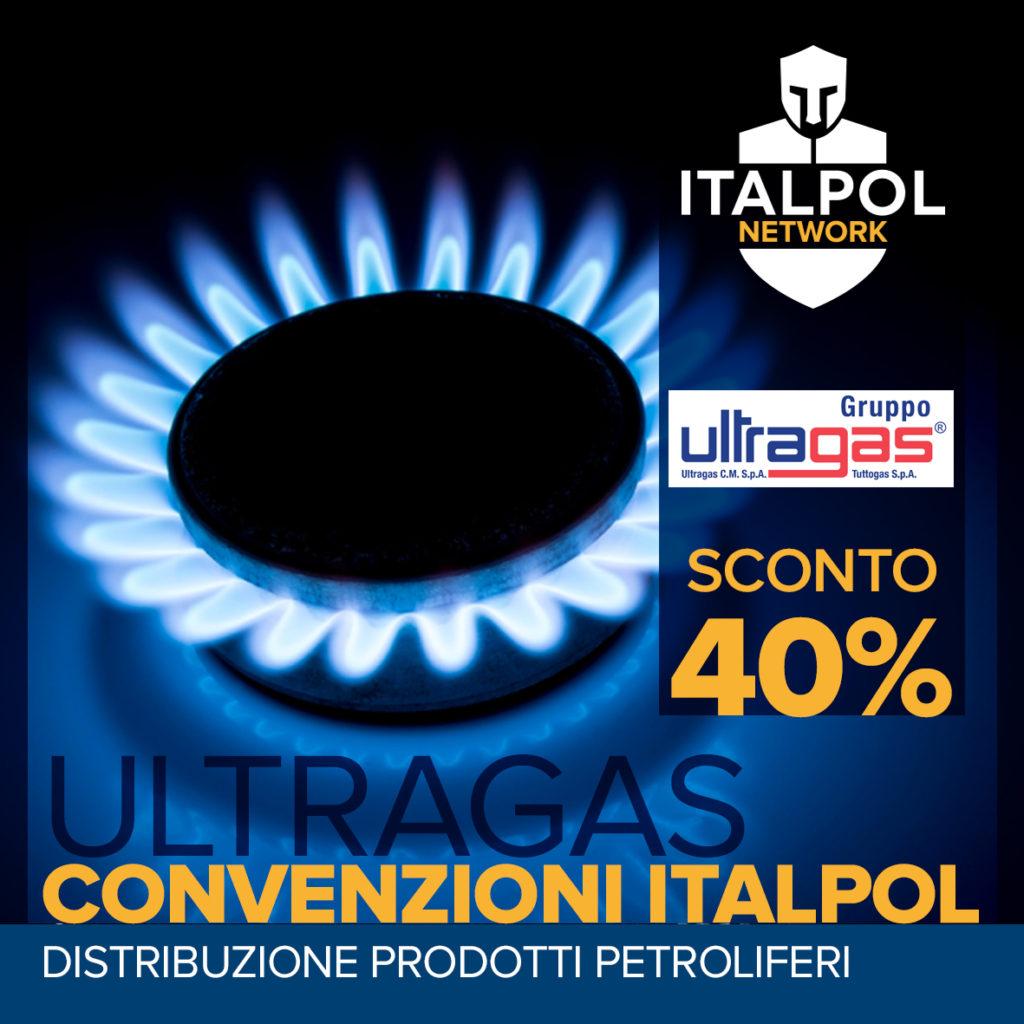 ultragas convenzioni italpol