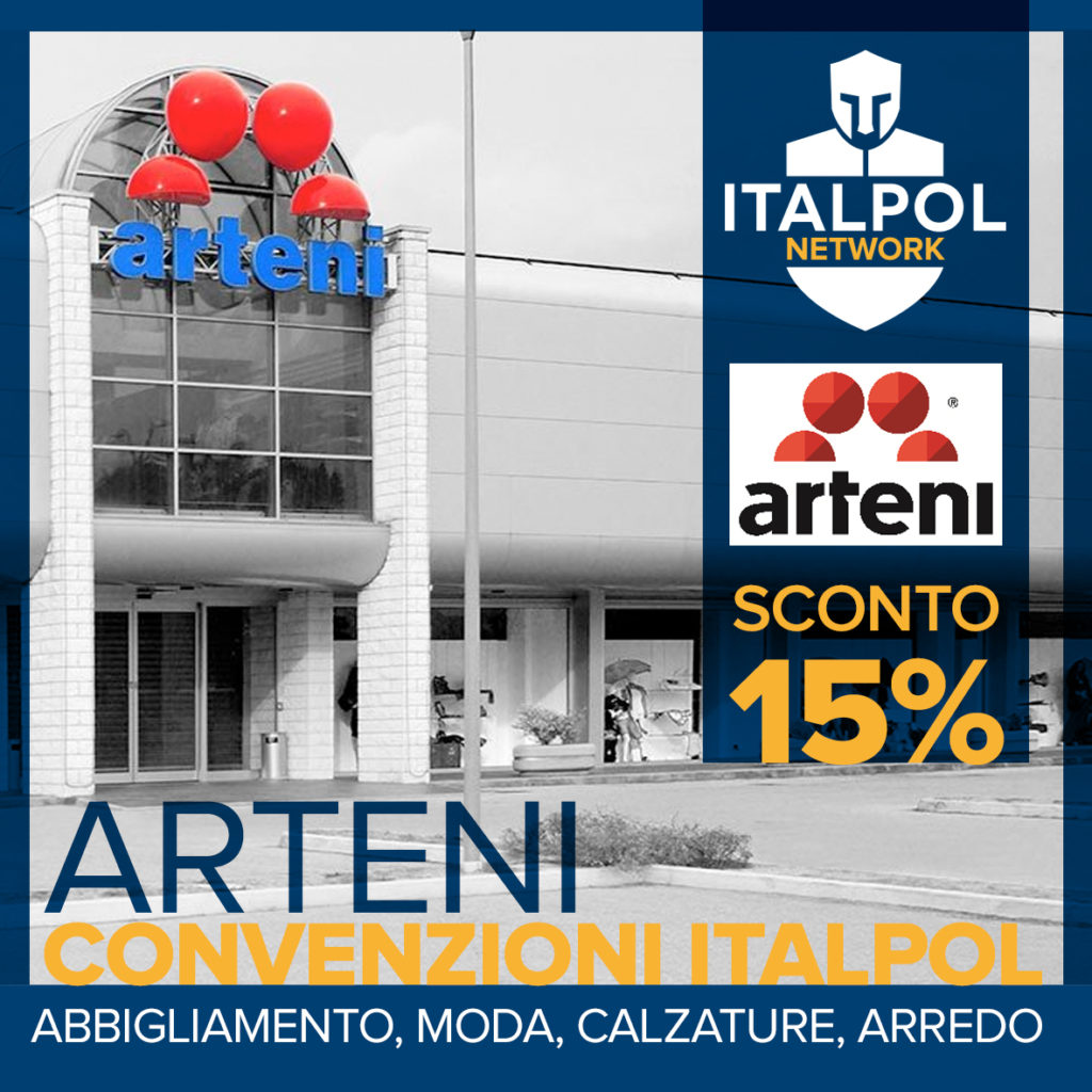 Arteni - convenzioni Italpol