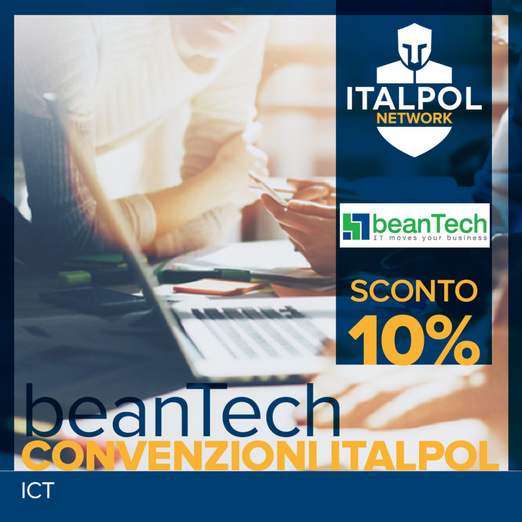 beanTech - convenzioni Italpol