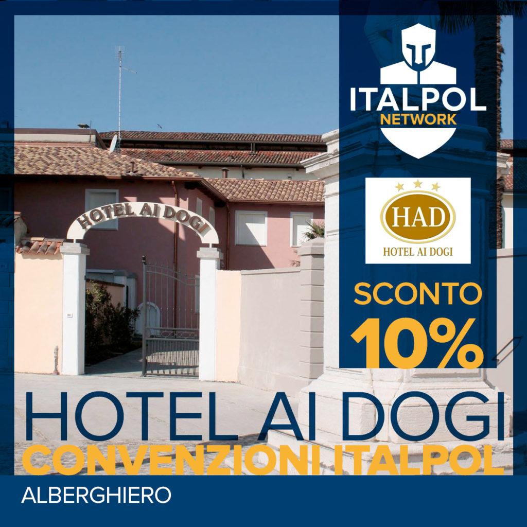 Hotel ai Dogi - convenzioni Italpol