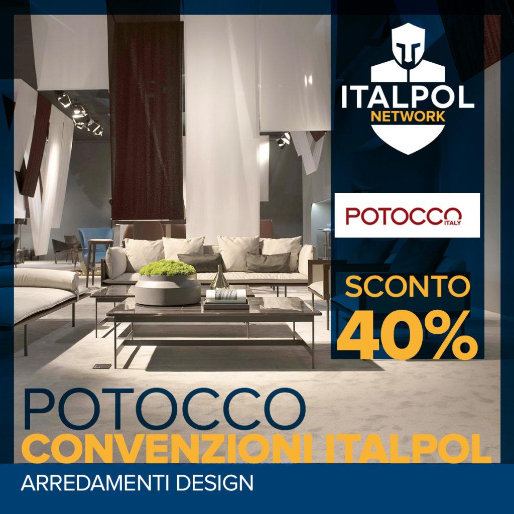 Potocco - convenzioni italpol