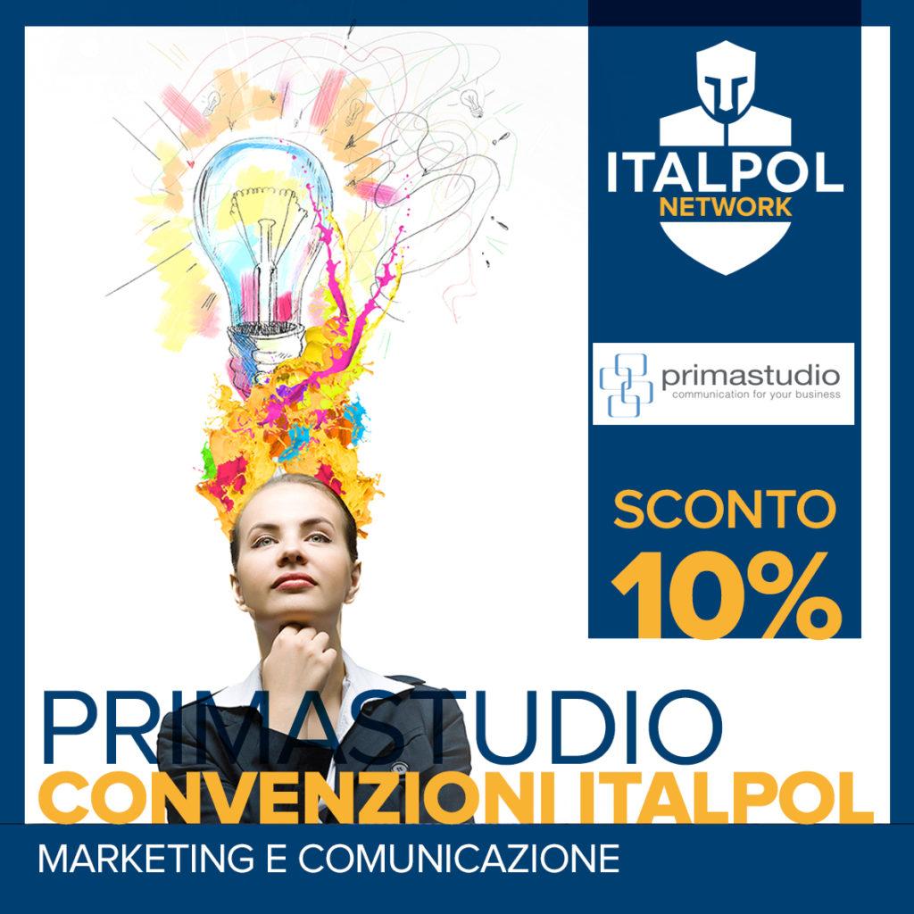Primastudio - convenzioni italpol