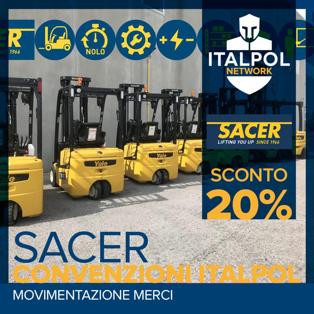 Sacer Uliana - convenzioni italpol
