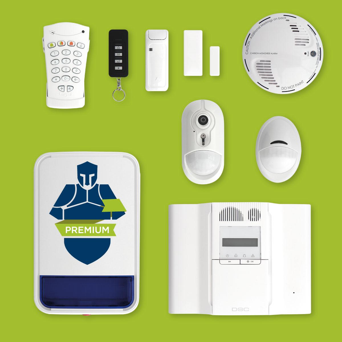 kit allarme italpol premium