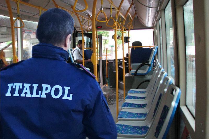 Servizio Autobus Trieste Trasporti Italpol
