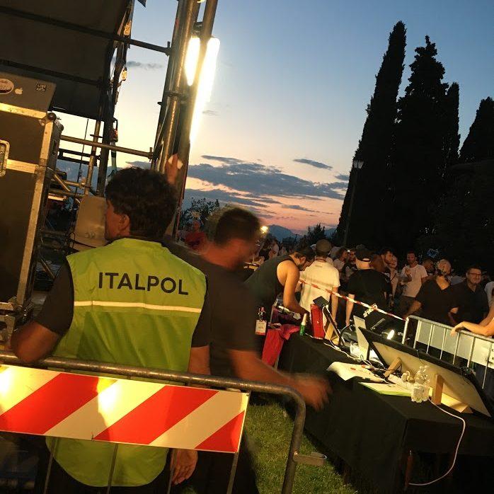 sicurezza eventi italpol ricerca personale