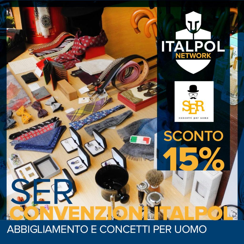 ser udine convenzione italpol network