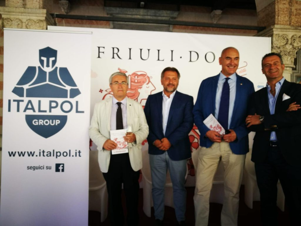FRIULI DOC ITALPOL SECURITY PARTNER 2018