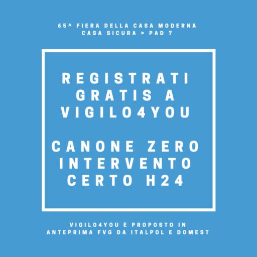 Vigilo 4 you
