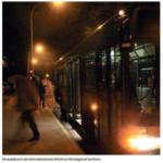 vigilanza su autobus trieste